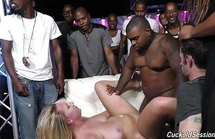 Bijelu suprugu crnci jebu u klubu pred mužem.