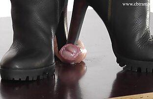 Kruta, u cipelama, nabija seksi sliku Bipaše Basu