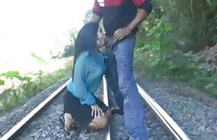 Latino grubo pušenje na željezničkim prugama