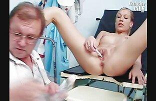 Ginekološki pregled vaginalnog liječnika na vaginalnom pregledu