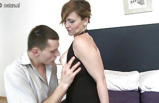 Seksi zrela majka, njen mladić