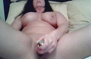 Vruća dama masturbira na kameri