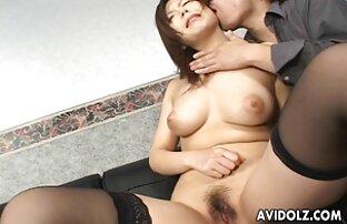 Senzacionalna japanska djevojka s dva muškarca