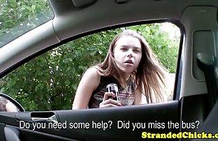 Nasukana ruska tinejdžerka dobija sise Svršavanje britanskog seksi filma