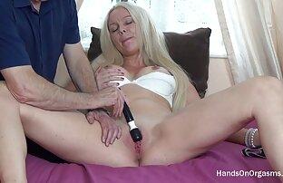 Vruća seksi švedska Diana djevojka od sperme