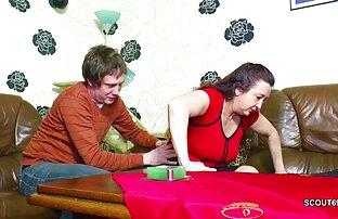 Njemačka step mama da se zajebava sa Pastorkom dok tata nije tu