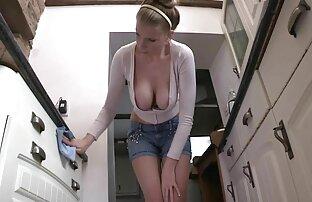 Seksi film muškarca žene dok Danielle sise viri