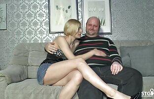 Amater-Nijemac jede spermu na satu seks trake