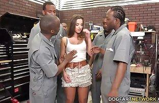 Amaterski veliki penis crno-ebanovinski grupni seks hardcore međurasni