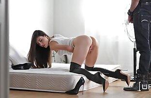 Lorena Garcia-Anal Stick usluga u seksi cjelovitom video filmu