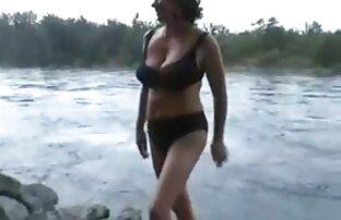 Curvy zrela traka amaterskog bikinija