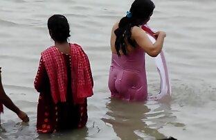 Ganga na kupanju uhvaćena