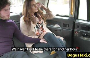 Taxi Panic akcija sa pravim britanskim parom