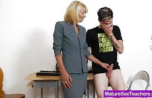 Majka učiteljica plus svira kurac