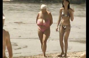 Retro Russian Beach Big Tits Mix