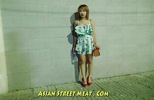 Napuštena guza iz azijske bucmaste djevojke