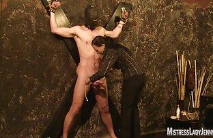 Beba Jenny izmučena robinja pričvršćena za zid