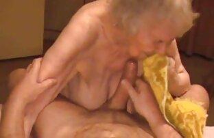 Svršavanje na bakinim sisama s 85 godina