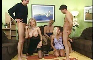 Seks sa suprugom Njemicom i njenim prijateljima