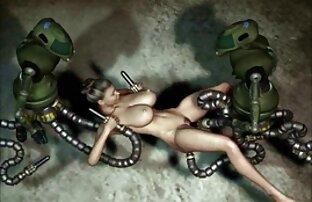 3D animacija: seks robot