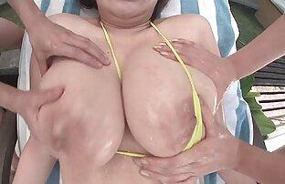 Prsati losion za masažu bikini djevojčica