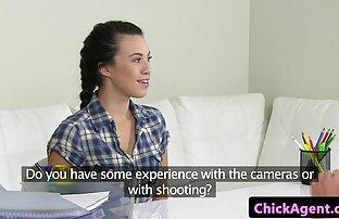 Amatersko lijevanje ljepotica na lezbijskim audicijama